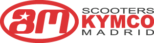 Scooters Kymco Madrid