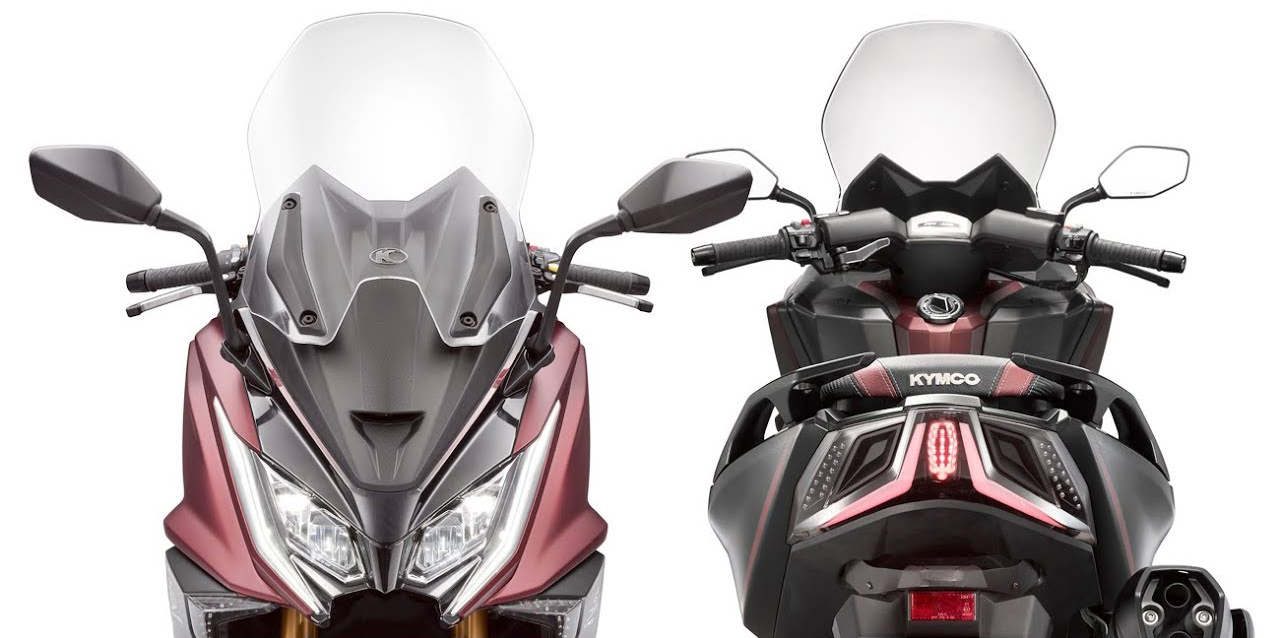 Novedades Scooters Kymco 2019
